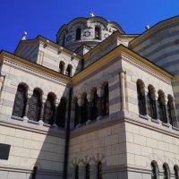Владимирский храм на Херсонесе :: Андрей Козлов