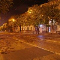 улицы ночного Севастополя :: Андрей Козлов