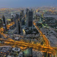 Dubai :: anatoly Gaponenko