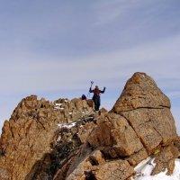 горы :: Горный турист Иван Иванов