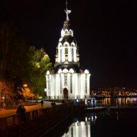 В отражении ночной реки... :: Ксения Довгопол
