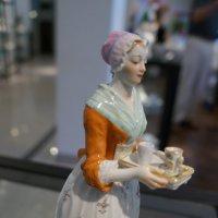 Фарфоровый шоколад... :: Алёна Савина