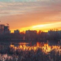Закатная река :: Maxim Yashkov