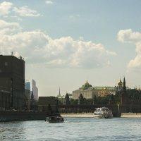 Московские пейзажи :: Дмитрий Вдовин