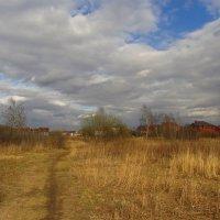 Img_6015 - Апрельское небо в Абрамцеве :: Андрей Лукьянов