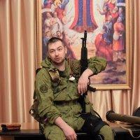 Урок мужества :: Сергей Карцев