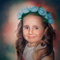 девочка :: Александра Нуйкина