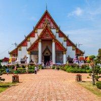 Буддийский Храм. Тайланд. :: Rafael