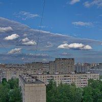 Небо большого города. :: kolin
