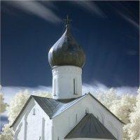 В центре Новгорода :: Наталья Алешина