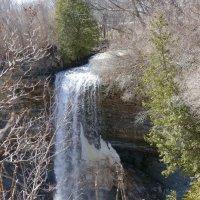 Borer Falls (ещё один из 33 водопадов г. Гамильтона, Канада) :: Юрий Поляков