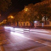 Ночной Севастополь :: Андрей Козлов