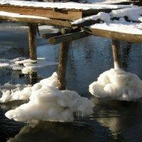 Старый мостик в башмачках. :: Ирина Королева