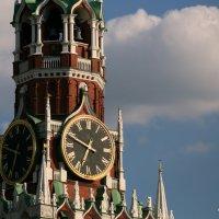 сверяем время или из прошлого в будущее :: Олег Лукьянов