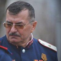 Генерал казачьих войск :: Валерий Лазарев