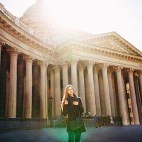 Немного весеннего солнца :-) :: Александра Позникова