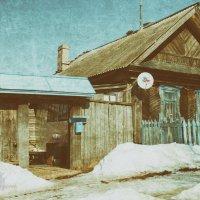 Вот моя деревня :: Алексей Шеметьев