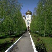 Тропа в святыню... :: Людмила