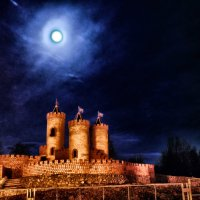 Замок ведьмы :: Виктор Олейников