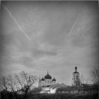 У монастыря! :: Владимир Шошин