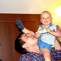 отцы и дети :: petyxov петухов