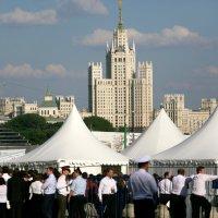 когда то Москва была белокаменная :: Олег Лукьянов