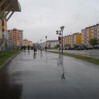 Дождь в городе :: Kira Martin