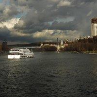 Белый пароход... :: Ирина Шарапова