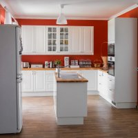Кухня в загородном доме :: Никола Н