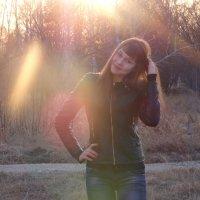 Теплый вечер :: Анастасия Матвеева