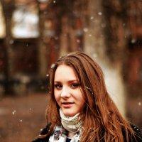 под апрельским снегом :: Angelina.K.