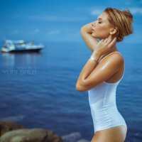 У самого синего моря :: Yuri Brut