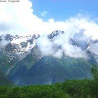 Кавказский Хребет :: Оксана Чепурнаева
