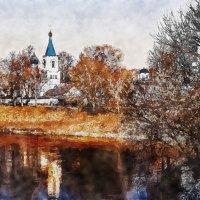 Весенние акварели :: Константин Ольховка