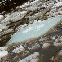 Лёд :: Дмитрий Арсеньев