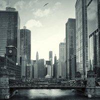 Метро -Путешествие по Чикаго -3 :: Gene Brumer