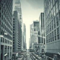 Метро-Путешествие по Чикаго -4 :: Gene Brumer
