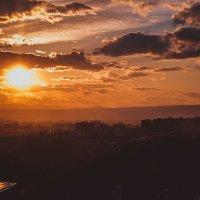 закат :: Амбарцумян Тигран