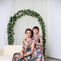 Ольга и Дашуля :: Евгения