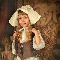 Золушка :: Наташа Родионова