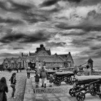 Батарея Эдинбургской крепости :: Free