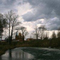 Дождь :: Евгений Юрков