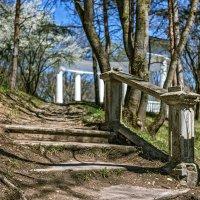 Тихое место в парке... :: Владимир Натальченко
