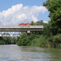 Мосты через Кубань :: Вера Щукина