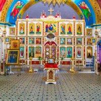 В Божьем храме.... :: игорь козельцев