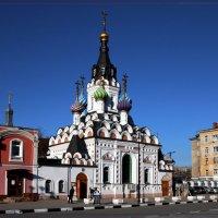 Утоли мои печали,храм в честь Иконы Божьей Матери. :: Anatol Livtsov
