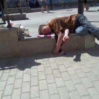 Притомился однако :: Владимир Ростовский