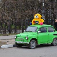 Ретро на московских улицах. :: Oleg4618 Шутченко