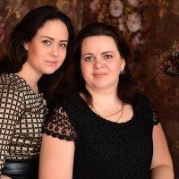 мама и доча :: Ольга Гребенникова