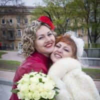 Выдала подругу замуж!!!!!!!!! :: Татьяна Счастливая